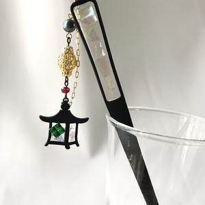 【京極燈篭簪】にっかり青江イメージ