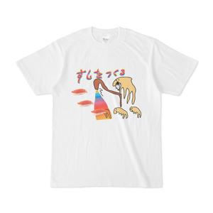 寿司職人のシャツ