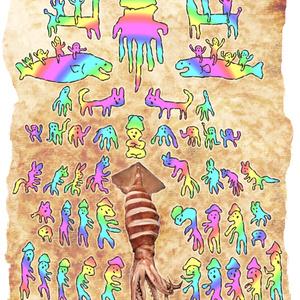 イカ文明の石碑 アセンションバージョン