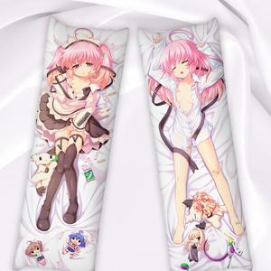 キュー子ちゃん抱き枕カバー(復刻版) + キュー子ちゃんとおやすみボイス
