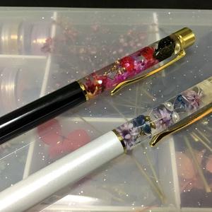 アルジュナ*FGOハーバリウムボールペン