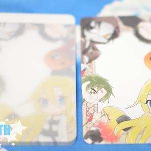 ボールペン&メモ帳セット(ザック・レイ)