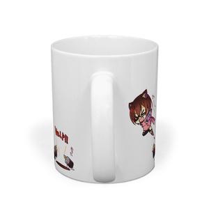 穴落ちマグカップ