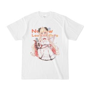 角巻わため NowLoading Tシャツ
