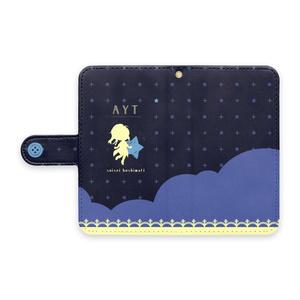 星街すいせい 手帳型androidケース