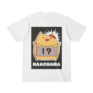 赤井はあと HAACHAMA Tシャツ