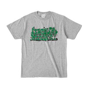 夏色まつり 誕生日記念Tシャツ LOGO(グレー)