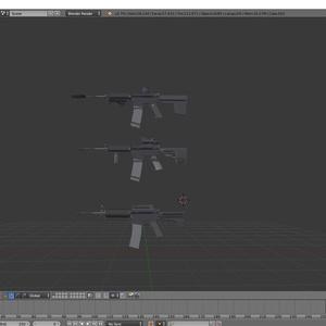M4A1(+M4パーツ)