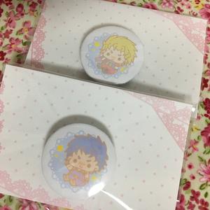 JOJO1部☆缶バッジ