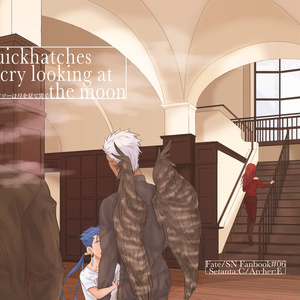 Quickhatches cry looking at the moon~クエクワツーは月を見て哭く~