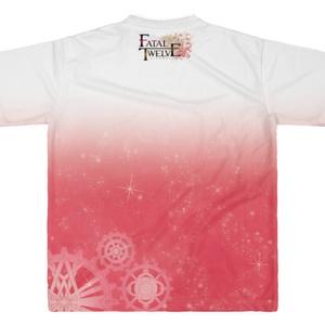 FATLA TWELVE フルグラフィックTシャツ(獅子舞凛火)