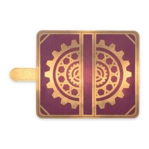 【FATAL12】カードブック 手帳型スマホケース(Android)