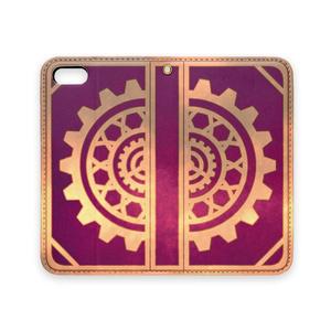 【FATAL12】カードブック 手帳型スマホケース(iPhone)