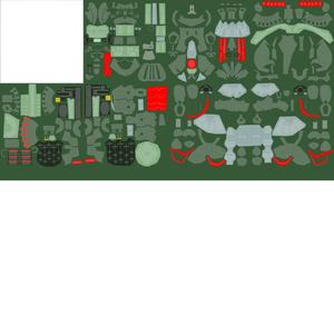 【ビルドロボット】はなこフレームα型用パーツ01 セット