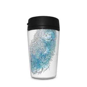 月珊瑚のタンブラー