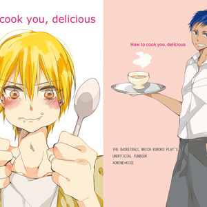How to cook you,delisious