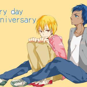 Every day anniversary