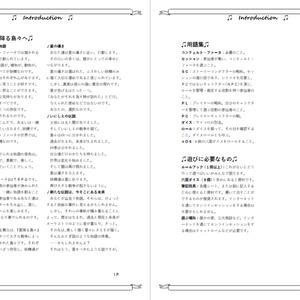 【物語を奏でるTRPG(自作)】時を刻む幻奏歌のRPG コンチェルト・ファータ 体験版