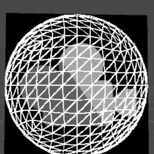 ワイヤーフレーム表示シェーダー【WireframeShader】