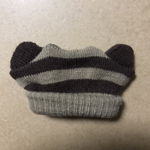 ぬいぐるみ用 ニット帽子/セーター(単品)
