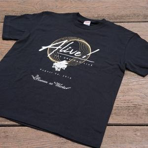 1st ワンマンライブ「Alive!」Tシャツ