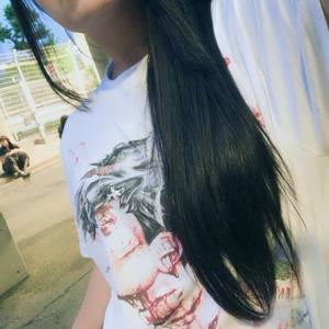 本気の自傷Tシャツ