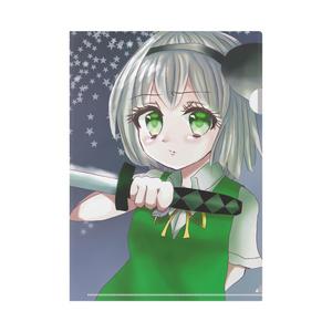 【東方】妖夢 クリアファイル 〖朧夜〗