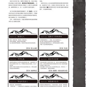 狂气之峰【克苏鲁神话TRPG模组集/中文版】