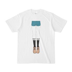 少年のおみあしTシャツ