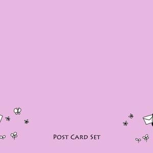 ポストカードセット(4種)