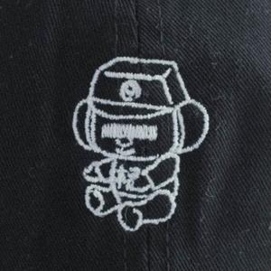 福◯熊!?刺繍キャップ