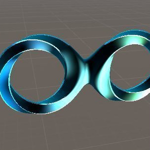 RaymarchedPairRings_V2