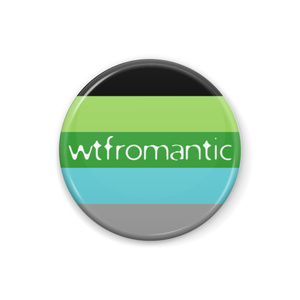 wtfromantic 缶バッジ