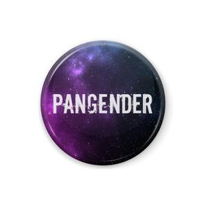 パンジェンダー 缶バッジ