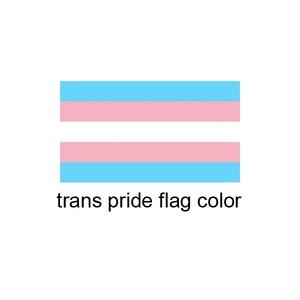 トランスジェンダー 缶バッジ