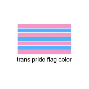 トランスセクシャル 缶バッジ