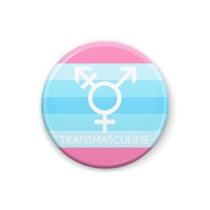 トランスマスカライン 缶バッジ