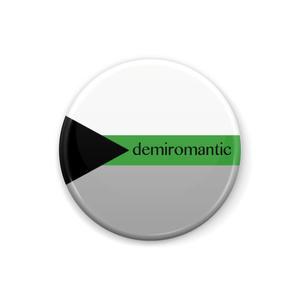 デミロマンティック 缶バッジ [revision1]
