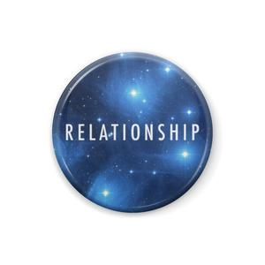 RELATIONSHIP 缶バッジ