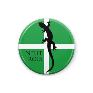 ニュートロイス 缶バッジ Newt ver.