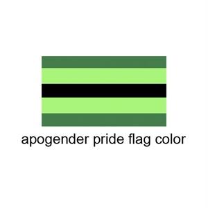 apogender 缶バッジ -DEL-