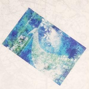 透明ポストカード