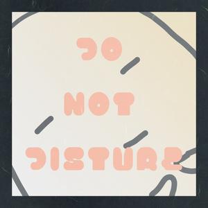 DO NOT DISTURB(起こさないでください)