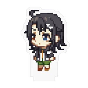 アクリルフィギュア/少年クリア秋服(4S+版)