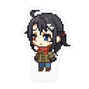 アクリルフィギュア/少年クリア冬服(4S+版)