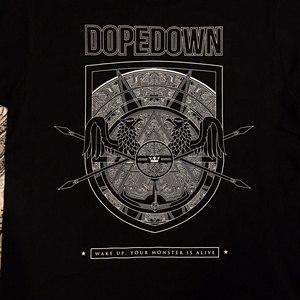 DOPEDOWN Tシャツ【MONSTARIZE】