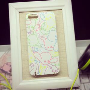 iphone5/5s/SEケース ホワイト