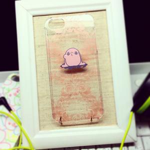 iphone5/5s/SEケース クリア
