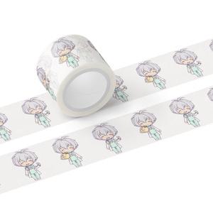 おうさか先生マスキングテープ(30mm幅)