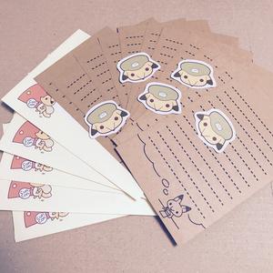 Postconーレターセット